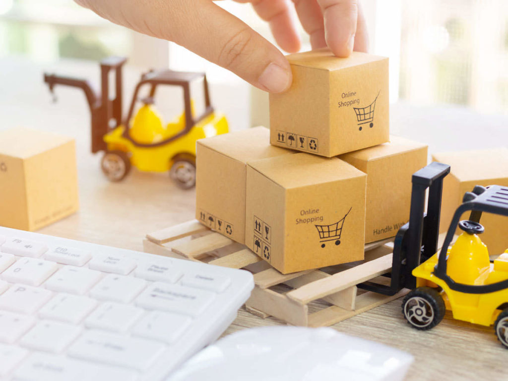 erp for distribution business